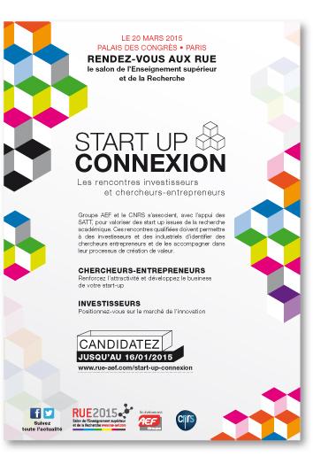 Start-up-connexion